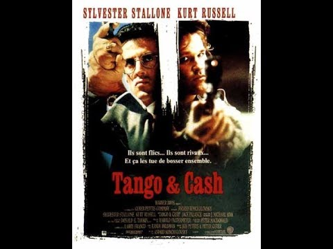 Tango et Cash Bande Annonce VF 1989 Stallone Russell