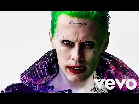 The Joker Music Video - Purple Lamborghini  (skrillex & rick ross)
