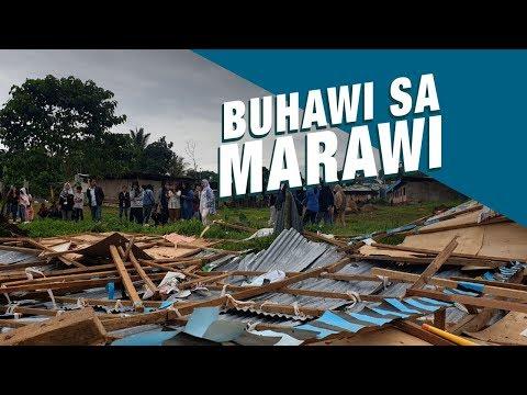 [GMA]  Stand for Truth: Marawi City, sinalanta ng buhawi!