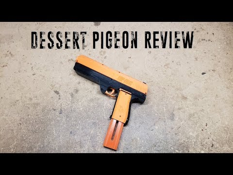 MHP Arms Dessert Pigeon Review