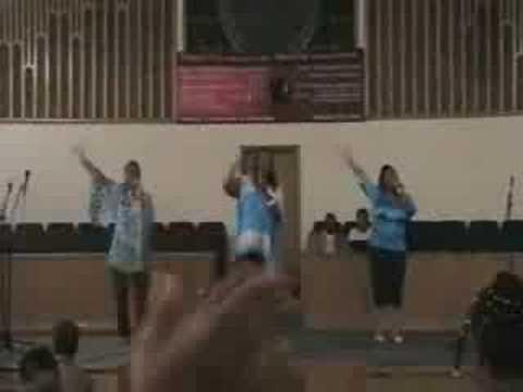Yielded Vessels-MGAG State Praise Break