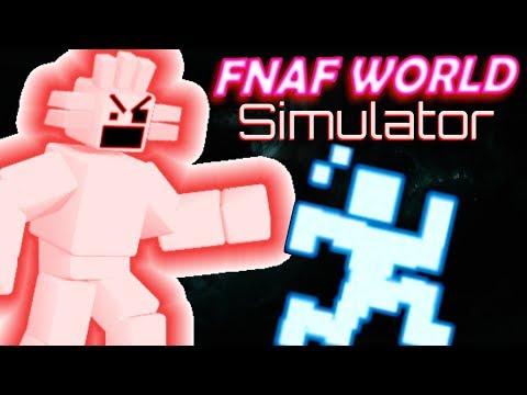 FNaF World Simulator | Episode 8 | Feeling Defeat    - смотреть
