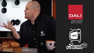 Dali - Top of the Wall?   Aktivlautsprecher Oberon   Rubicon   Rubicon Black Edition - NAD M33
