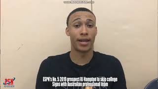 Prep Sports Update: Findlay Prep, RJ Hampton, USA Basketball Men's U16