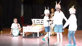 Музыкальная Сказка по пьесе М. Бартенева «Тук-тук, кто там?»