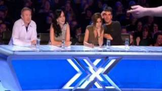 CHERYL COLE AND KATY PERRY IN X-FACTOR