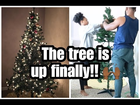 Download New Mattress, Living Room Camping + Christmas Tree!! | Vlogmas 2018 HD Mp4 3GP Video and MP3