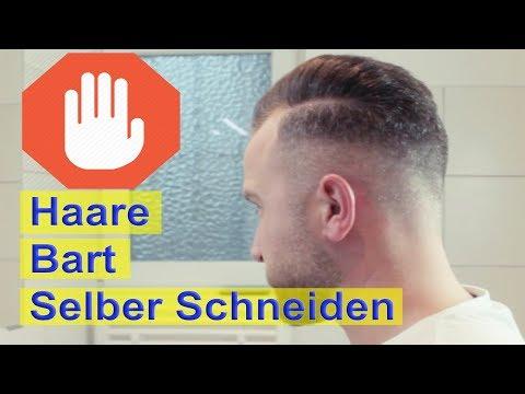 Haare und Bart Selber Schneiden | Anleitung | Moderne Frisur | Panasonic ER-1512 | Wahl Detailer