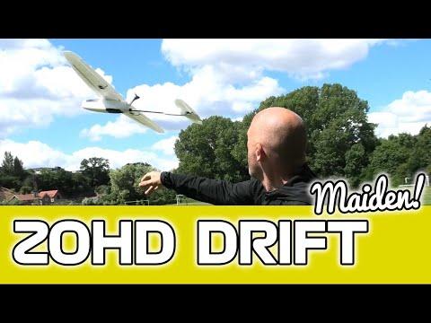 ZOHD Drift Maiden + Post Maiden Tips & Suggestions