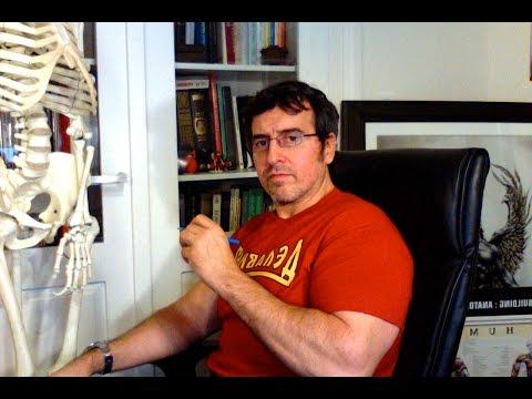 Latrophie des muscles