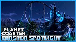 Tesla - Coaster Spotlight 02 #PlanetCoaster