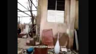 preview picture of video 'Damnificados por el Huracán Sandy en Bayamo, Cuba'