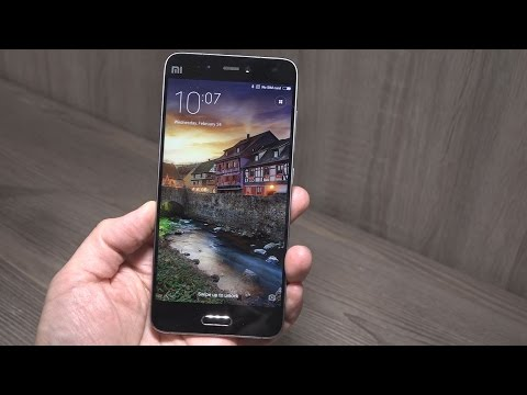 Xiaomi Mi 5 : prise en main au MWC 2016