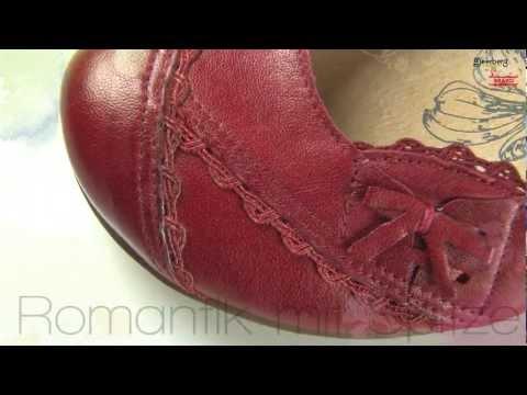 Brako Schuhe bei Deerberg - spanisches Temperament