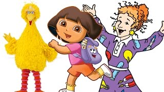 Top 10 Educational TV Shows For Kids