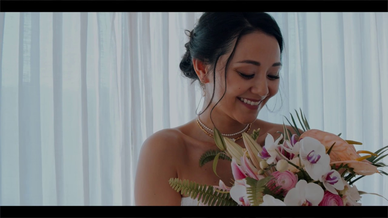 Las Catalinas Dreamy Wedding Day • Sofía & Juntaro • Wedding Film Highlights