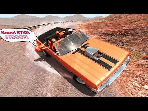 BeamNG Drive - STIG Racing TAXI Driver
