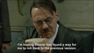 Hitler's firmware update disaster