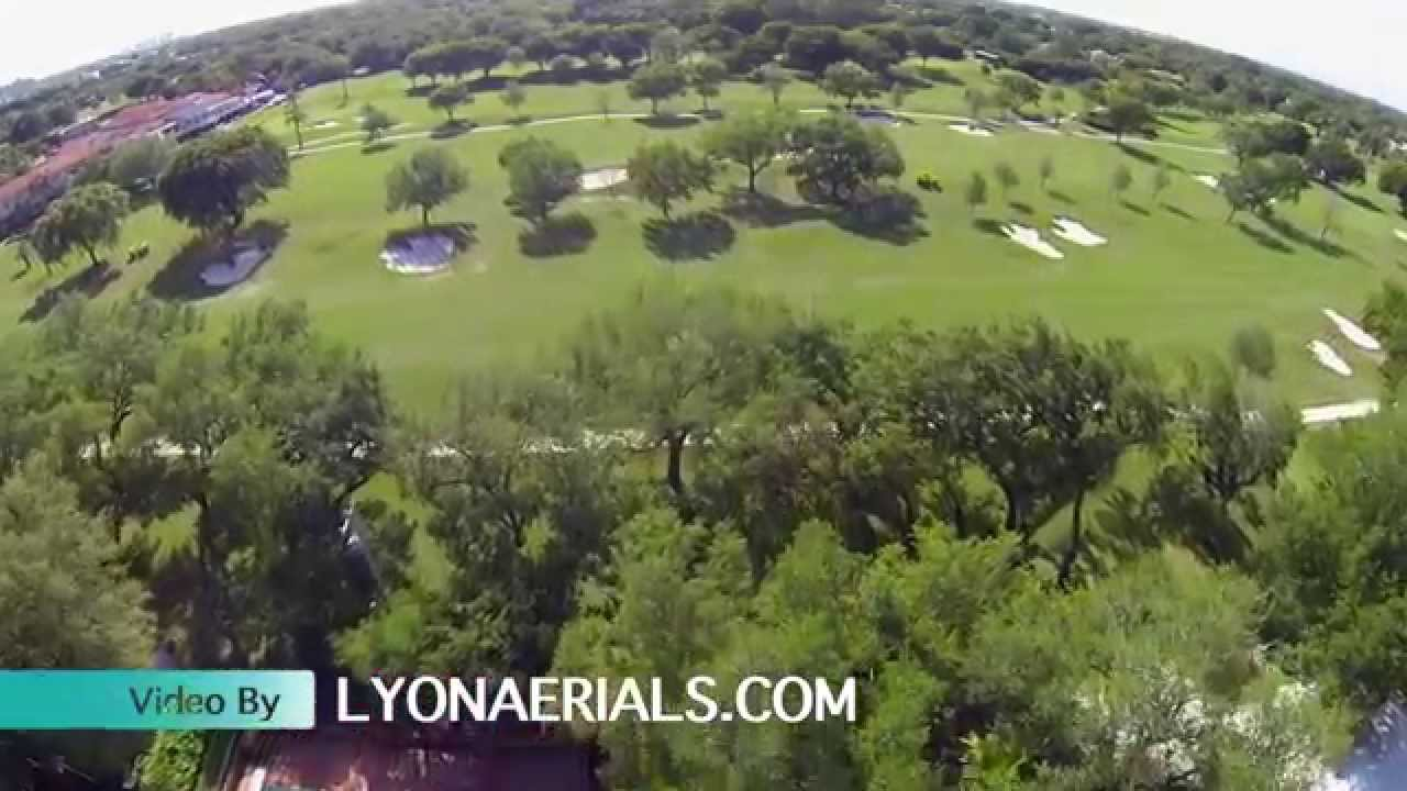 Coral Gables Golf Home