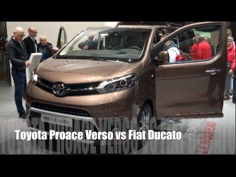 Toyota Proace Verso Минивен класса M - тест-драйв 3