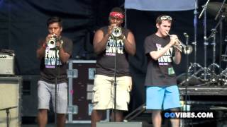 """Dispatch performs """"The General"""" at Gathering of the Vibes Music Festival 2014"""