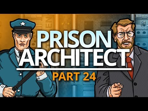 Prison Architect | TOO MANY COOKS (#24)