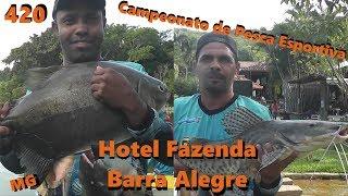 Torneio de Pesca no Hotel Fazenda Barra Alegre - Fishingtur na TV 420