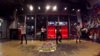 Forze Crew | Chris Brown - Blow It In The Wind | Choreography by Lionel