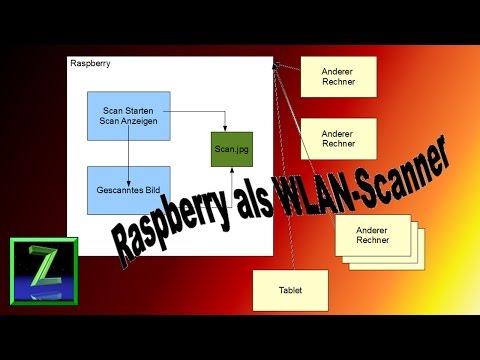 Raspberry Pi als WLAN Scanner