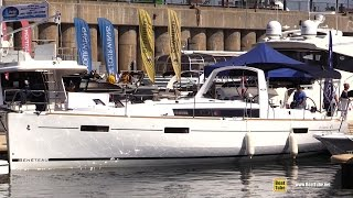 2015 Beneteau Oceanis 41 Sailing Yacht - Walkaround - 2015 Montreal In Water Boat Show