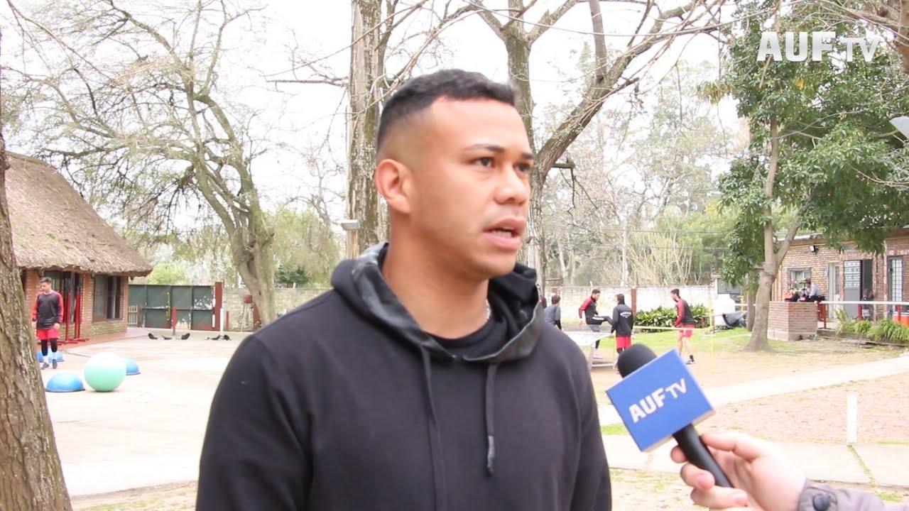 Entrevista a Sebastián Píriz (River Plate)