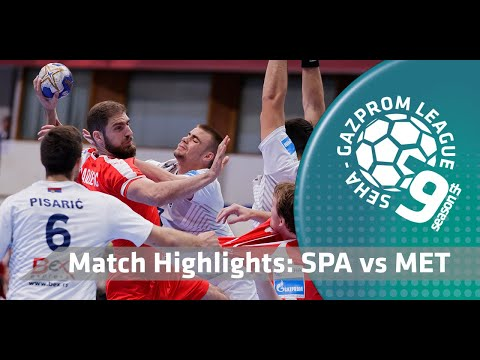 Match highlights: Spartak vs Metaloplastika