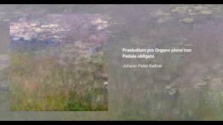 Praeludium pro Organo pleno con Pedale obligato