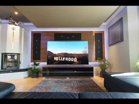 TV Integration auf clevere Weise - Heimkino mit der smartLounge