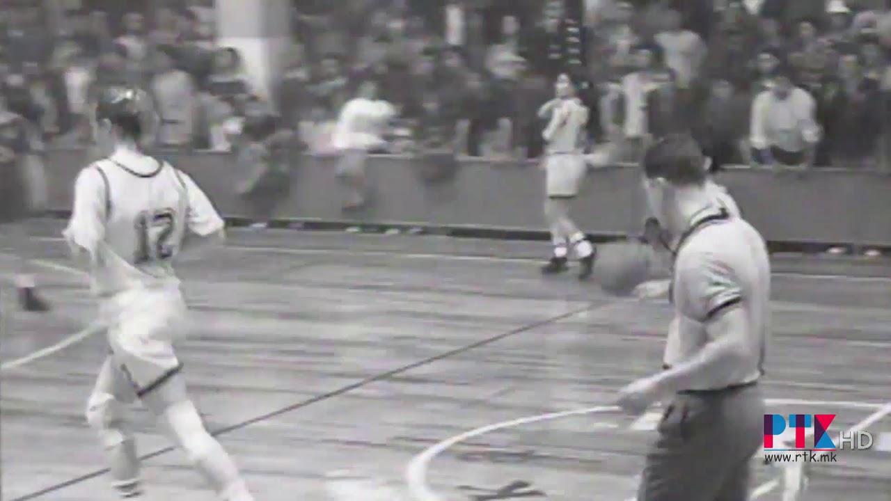 (Видео) Спортски времеплов  со Бранко Трајковскив Сачмо- Златното  време на женската кошарка во Кавадарци