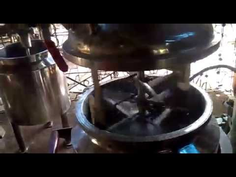 Body Lotion Mixing Machine