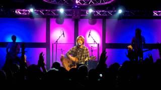 Aaron Gillespie - A Beautiful Exchange LIVE 2011
