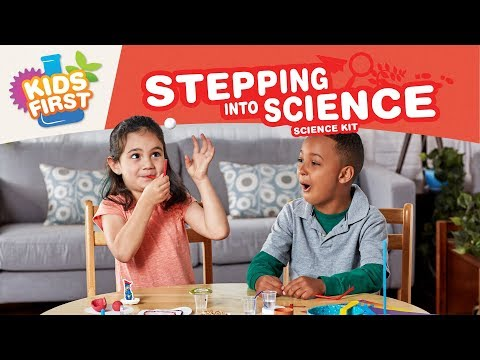 Youtube Video for Stepping Into Science Kit - 29 fun experiments