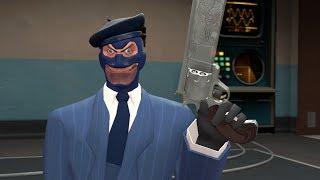 Spy animation test