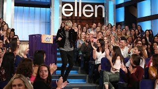 Ellen Gives Her Studio Audience a Pop Quiz - Video Youtube