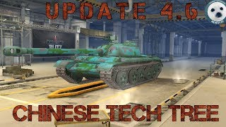 Wotb: NEW CHINESE MEDIUMS (update 4.6)