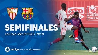 Semifinales: Resumen De Sevilla FC Vs FC Barcelona (1-3)