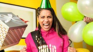 Types Of People On Their Birthdays