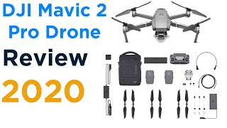 DJI Mavic 2 Pro Drone Quadcopter Unboxing & Review Best Drone Under $2000