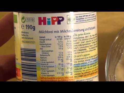 HiPP Michbrei Babykeks