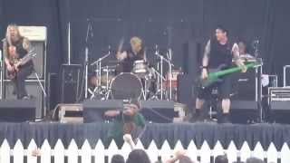 STUCK MOJO ( LIVE ) ROCK IN THE VALLEY 4/18/15