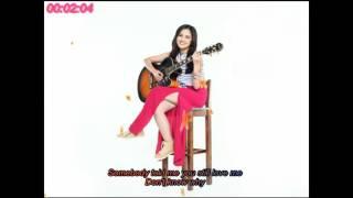 Let Me Be The One-Julie Anne San Jose (HD-Lyrics)