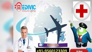 Top-Rated ICU Medical Care by Medivic Air Ambulance in Chennai