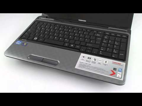 Toshiba Satellite L755 HD Video-Preview