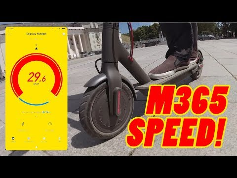 How to remove speed limit from Xiaomi M365 / Flashing Unlocked FW